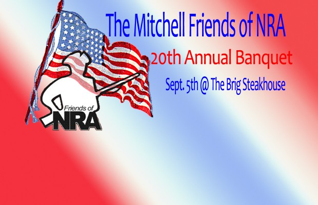 20th Annual Mitchell Friends of NRA Banquet